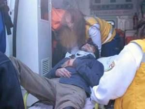 Ambulans görevlisinin en acı görevi