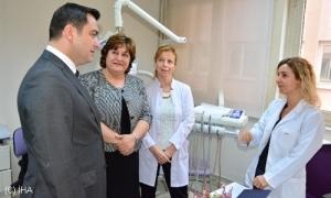 Ataşehir'e Tam Donanımlı Tıp Merkezi Müjdesi