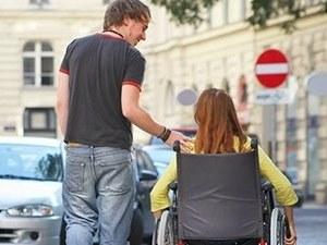 Engelli araç park yerleri boyanıyor