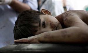 Savaşın engelli bıraktığı Suriyelilere yardım