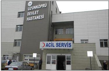 Uzunköprü Devlet Hastanesi bir ilke imza attı!