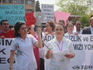 Sağlık Bakanlığı'na Döner Sermaye İsyanı