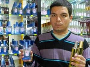 'Ben parfümcü değil, doktor olmak istiyorum'