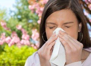 Baharla gelen hastalık; alerjik rinit