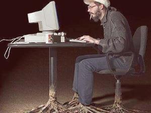 İnternet bağımlılığı korkutuyor!