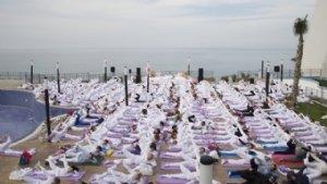 Yoga Festivaline Katılın Hayatınız Festival Olsun