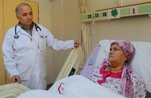 """""""Masada Kalır"""" Denilen Kadın, Açık Kalp Ameliyatıyla sağlığına kavuştu"""