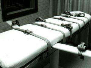İlaçla idam başarısız olunca....