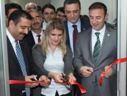 Sağlık Çalışanlarına Spor Merkezi Açıldı