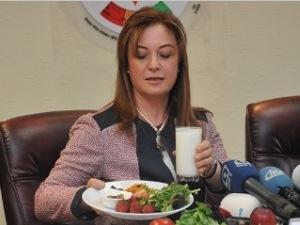 Sağlık Bakanlığı'ndan 'Sağlıklı Tabak' önerisi