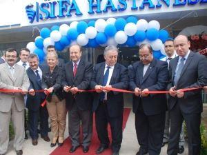 Özel Aydın Şifa Hastanesi hizmete açıldı