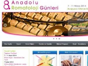 8. Anadolu Romatoloji Günleri