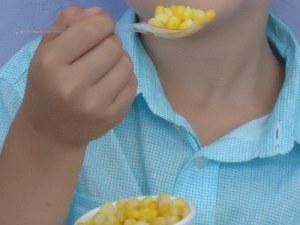 Bardakta mısır satışlarında hastalık riski