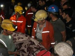 Patlama anında madende kaç kişi vardı?