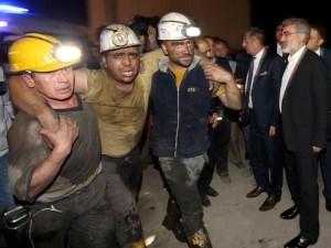 Meslek hastalıklarında ilk sıra madencilerin