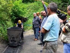 Zonguldak'taki madencilerin hüzünlü mesaisi