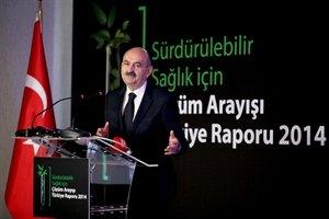 Sürdürülebilir Sağlık İçin Çözüm Arayışı Türkiye Raporu