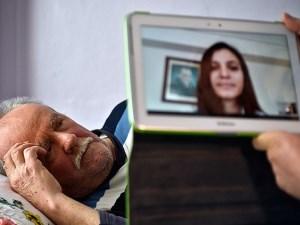 Evde sağlık hizmetinde online muayene dönemi