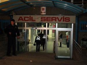 Acil tıp kliniği 3 ay kapalı