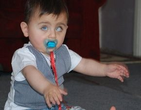 11 aylık bebek kornea nakli bekliyor