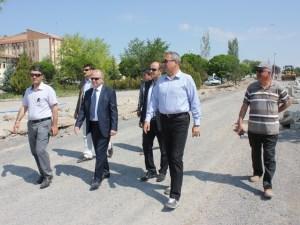 Nevşehir Devlet Hastanesi çevresi modern bir kimliğe kavuşacak