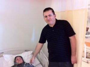 Samsun'da İlk Defa Damar İçi Ultrason ile Tıkalı Damar Tespit Edildi