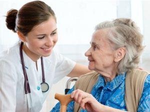 Yaşlıya evde bakıma kamu hizmeti önerisi