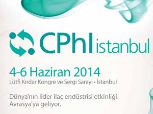 Uluslararası CPhl İstanbul açıldı