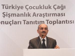 Türkiye Çocukluk Çağı Şişmanlık Araştırması sonuçları açıklandı