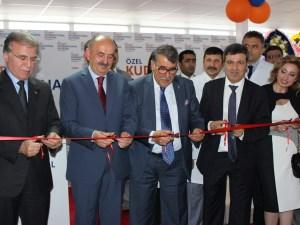 Kudret International Hospital Hastanesi hizmete açıldı