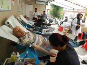 Osmancık' ta Kan Bağışı Kampanyası