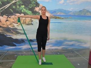 Daha güçlü omuzlara sahip olmak için 4 basit egzersiz