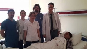 Kanser Tedavisinde Laparaskopik Cerrahi Uygulama Başladı