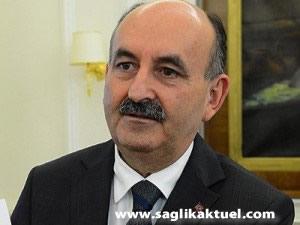 Bakan Müezzinoğlu, Türkiye'ye getirilen Filistinli yaralıyı ziyaret etti