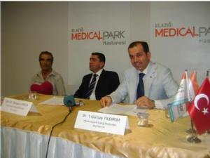 Medıcal Park Elazığ 100. kalp ameliyatını gerçekleştirdi