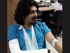 Hasta yakını doktorun kolunu kırdı! Doktor 45 gün rapor aldı