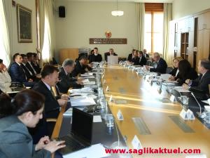 TÜSEB'in kurulmasını öngören tasarı kabul edildi