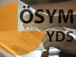 YDS elektronik sistemle yapılacak!
