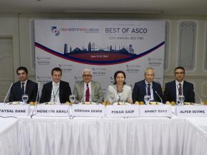 Onkolojideki son gelişmeler 'Best of Asco'da anlatıldı