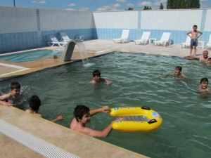 Vatandaşa ücretsiz termal havuzlar