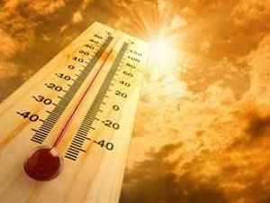 Çöl sıcakları 3 gün kavuracak