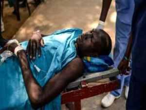 Fildişi Sahili - Liberya sınırında Ebola şüphesi