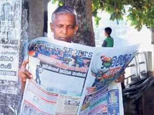 Hayat kurtaran gazete