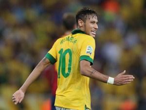 Neymar'da felç riski