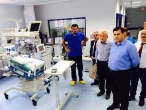 Ramazan ayında Rifat Sait'ten hastane harekatı!