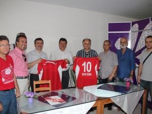 Balıkesirspor'un sağlığı Özel Sevgi Hastanesi'ne emanet