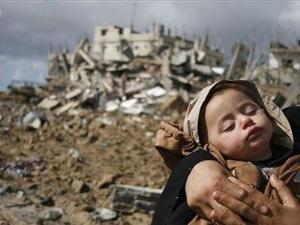 Gazze'de geçici ateşkes sağlandı