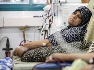 Sağlık Bakanlığı'ndan Gazze'ye 3 milyon şekel