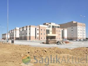 Akşehir Devlet Hastanesi yeni binasına taşındı