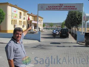 Arabanlılar devlet hastanesinin genişletilmesini istiyor